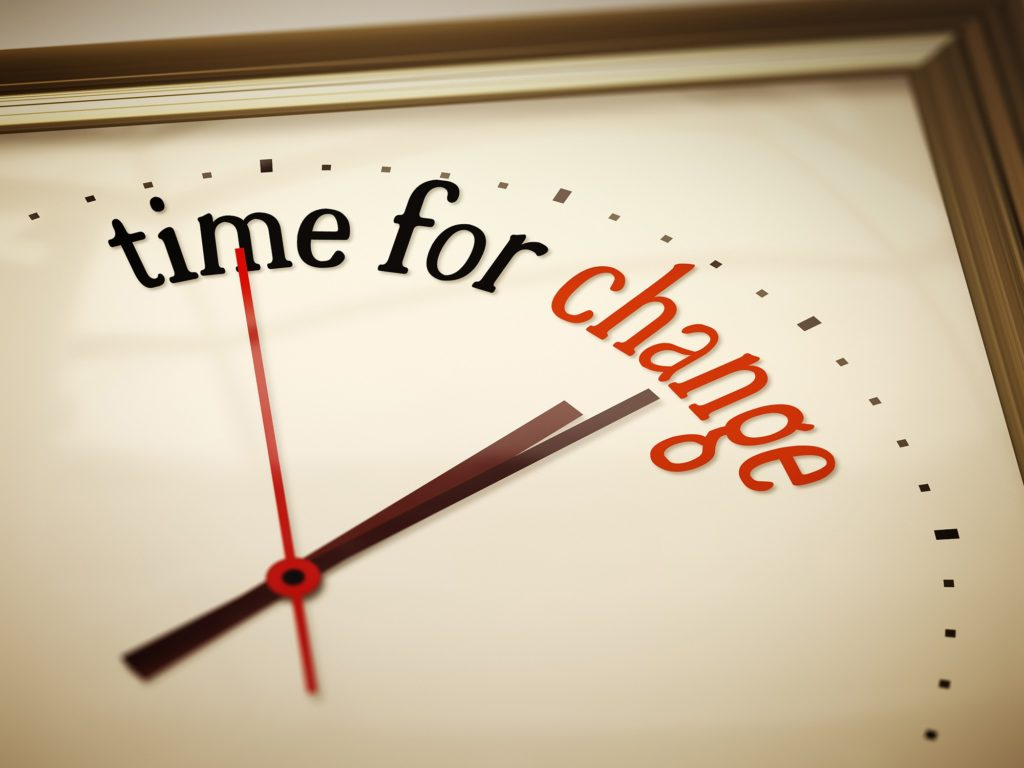 time-for-change-aessay